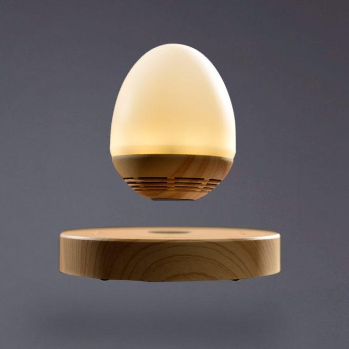 Soundlight – svävande högtalare och lampa
