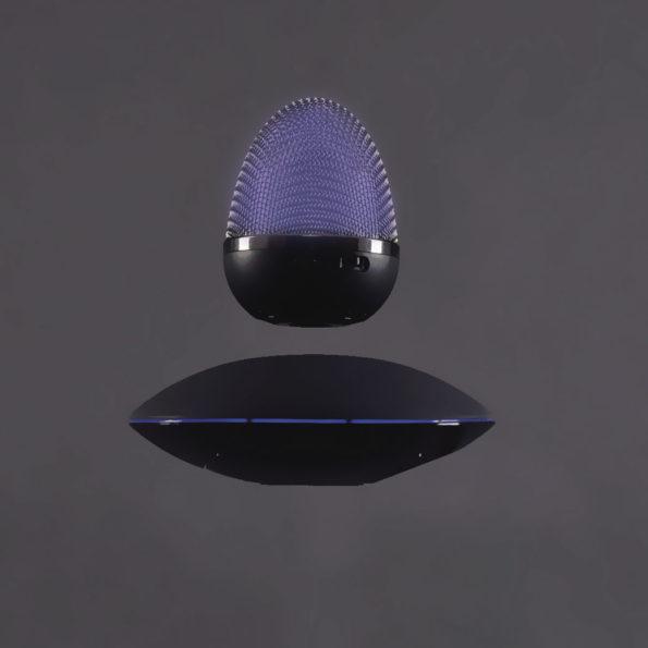 Black Moon – svävande högtalare